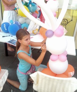 Dječja radionica - balonionica
